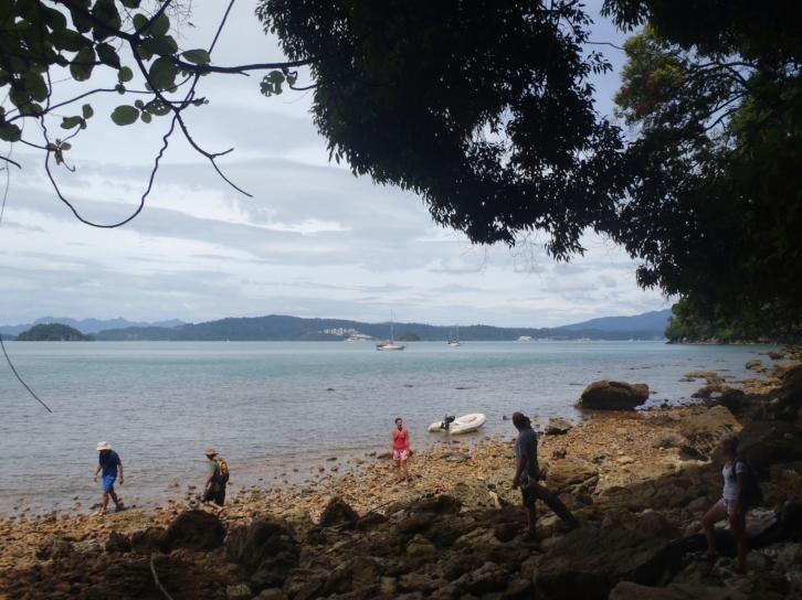 Exploring the Langkawi islands